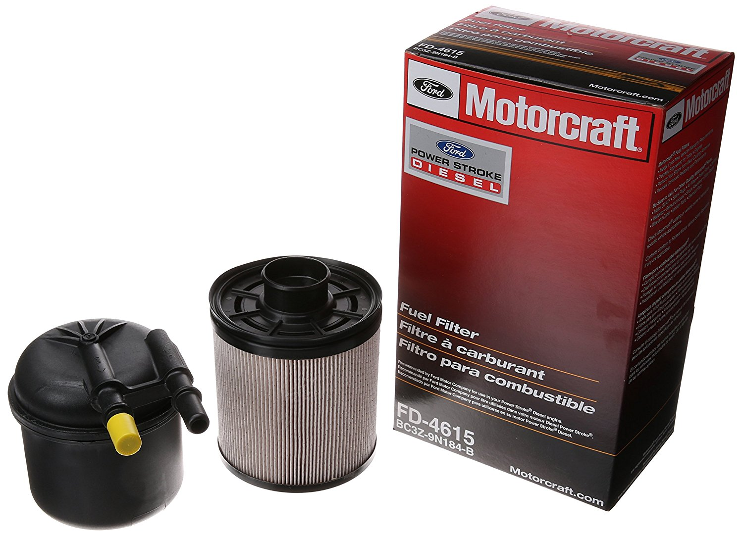Fuel Filter Diesel Tech Purchase Online Engine