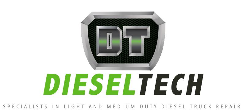 Diesel Repair Logo